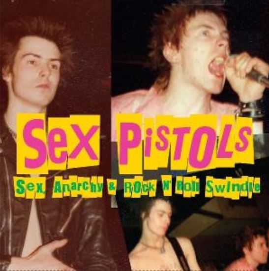 vinyl LP SEX PISTOLS Sex. Anarchy and Rock N' Roll Swindle