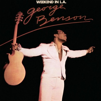 vinyl 2LP GEORGE BENSON Weekend In L.A