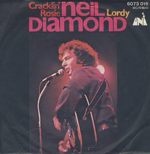 "vinyl 7""SP NEIL DIAMOND - Cracklin´Rosie"