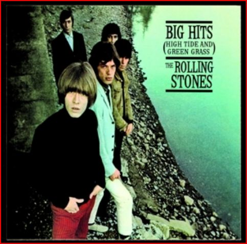 vinyl LP THE ROLLING STONES Big Hits, Hight Tide