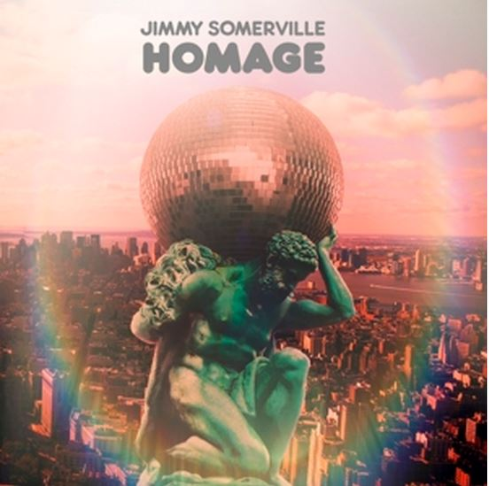 vinyl 2LP JIMMY SOMERVILLE Homage