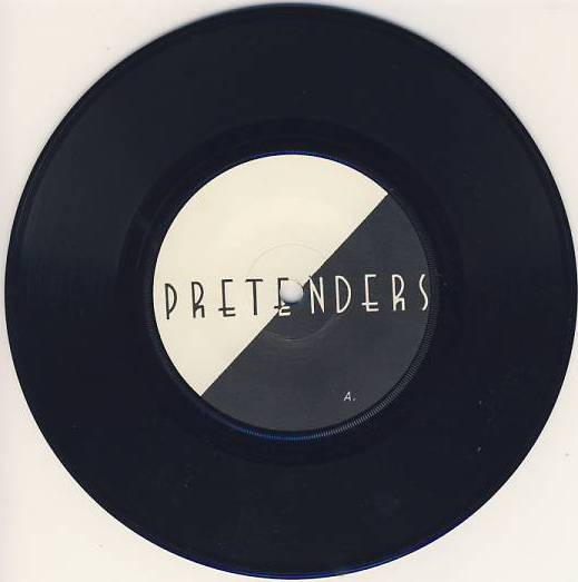 "vinyl 7""SP PRETENDERS, The - Brass In Pocket"