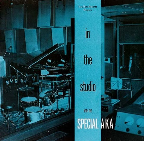 vinyl LP SPECIALS A.K.A In The Studio