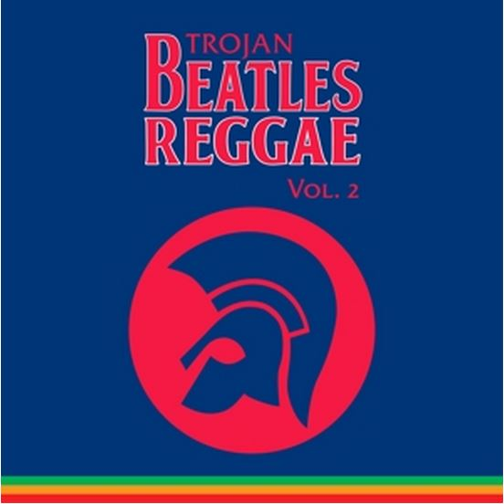 vinyl LP TROJAN BEATLES REGGAE Volume II