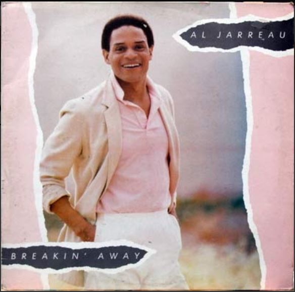 vinyl LP AL JARREAU Breakin´Away
