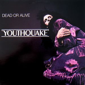 vinyl LP DEATH OR ALIVE Youthquake