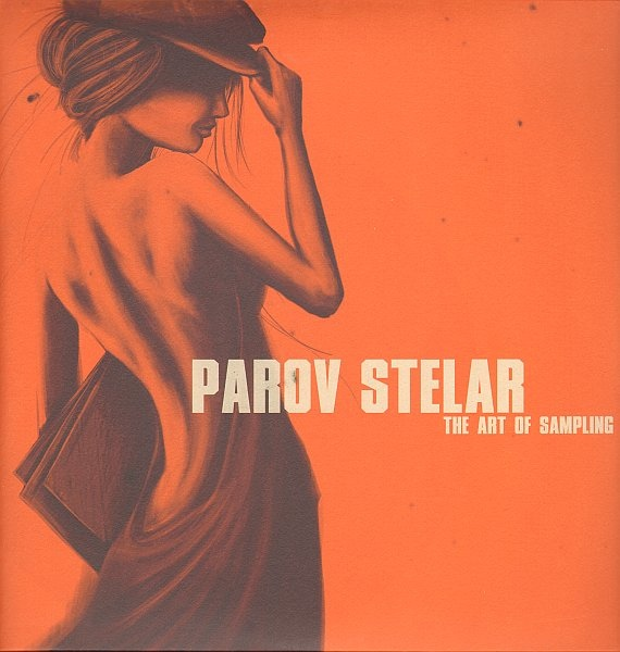 vinyl 2LP PAROV STELAR Art Of Sampling