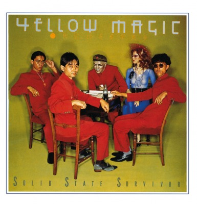 vinyl LP YELLOW MAGIC ORCHESTRA Solid State Survivor