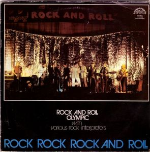 vinyl LP OLYMPIC Rock And Roll