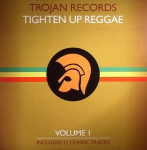 vinyl LP TROJAN RECORDS Tighten Up Reggae Volume I