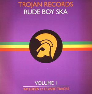 vinyl LP TROJAN RECORDS Rude Boy Ska Volume 1