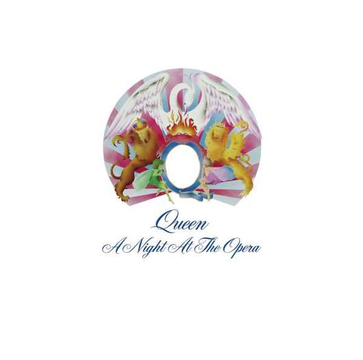 vinyl LP QUEEN A Night In A Opera (2015)