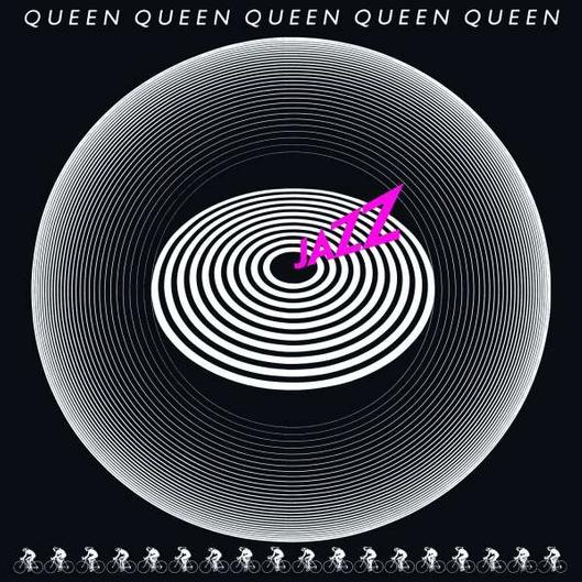 vinyl LP QUEEN Jazz (2015)