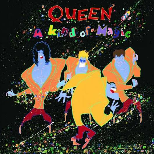 vinyl LP QUEEN Kind Of Magic (2015)
