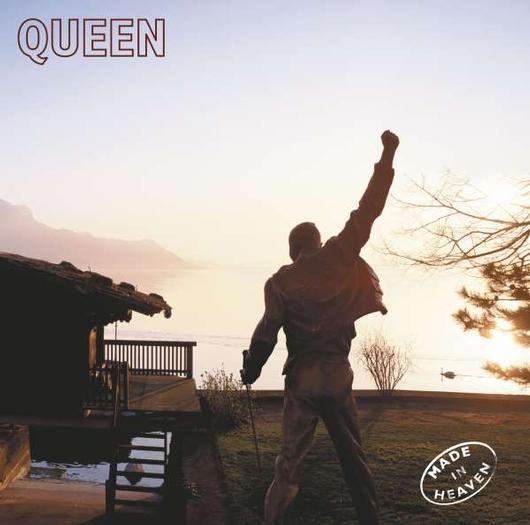 vinyl 2LP QUEEN Made In Heaven (2015)
