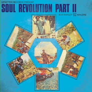 vinyl LP BOB MARLEY and THE WAILERS Soul Revolution Part II