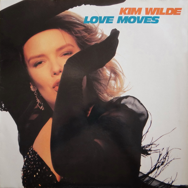 vinyl LP KIM WILDE Love Moves