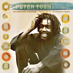 vinyl LP PETER TOSH AND FRIENDS An Upsetters Showcase