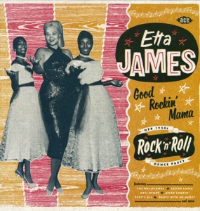 vinyl LP ETTA JAMES Good Rockin´ Mama