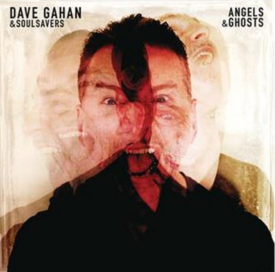 vinyl LP DAVE GAHAN Angels and Ghosts