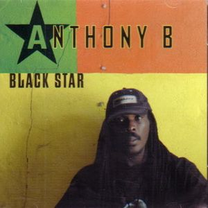 vinyl LP ANTHONY B Black star