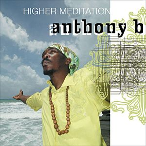 vinyl LP ANTHONY B Higher Meditaion
