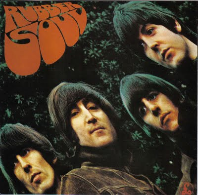 vinyl LP THE BEATLES Rubber Soul