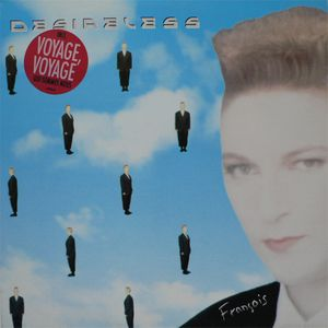 vinyl LP DESIRELESS Francois