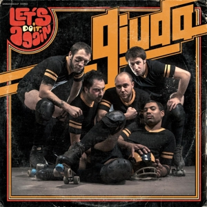 vinyl LP GIUDA Let´s Do It Again