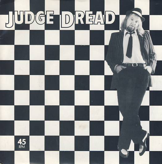 "vinyl 7""SP  JUDGE DREAD Lover´s Rock"