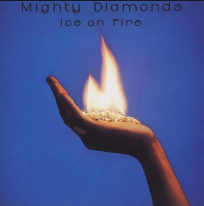 vinyl LP MIGHTY DIAMONDS Ice On Fire