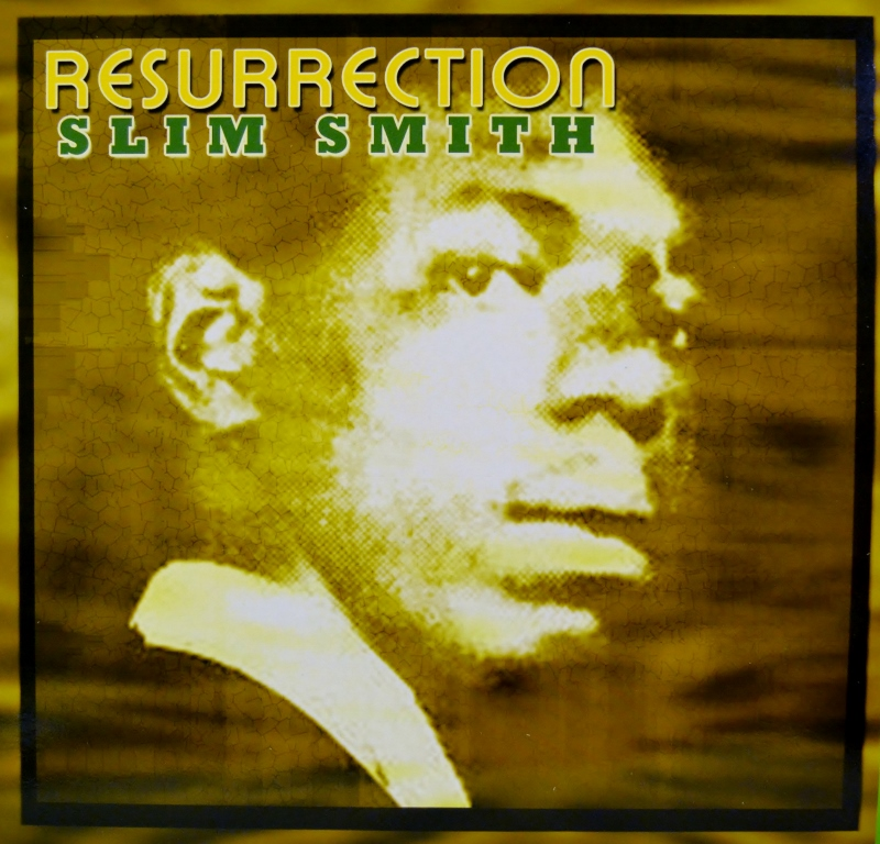 vinyl LP SLIM SMITH - Resurection
