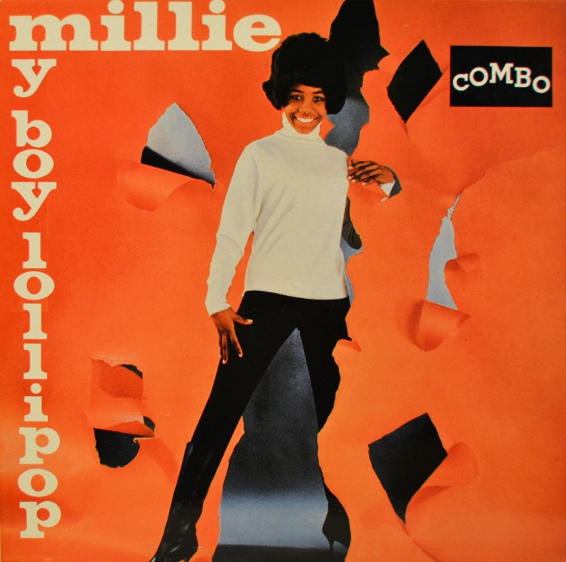 vinyl LP MILLIE - My Boy Lolipop