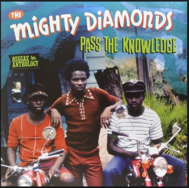 vinyl LP MIGHTY DIAMONDS Pass the Knowledge (2013)