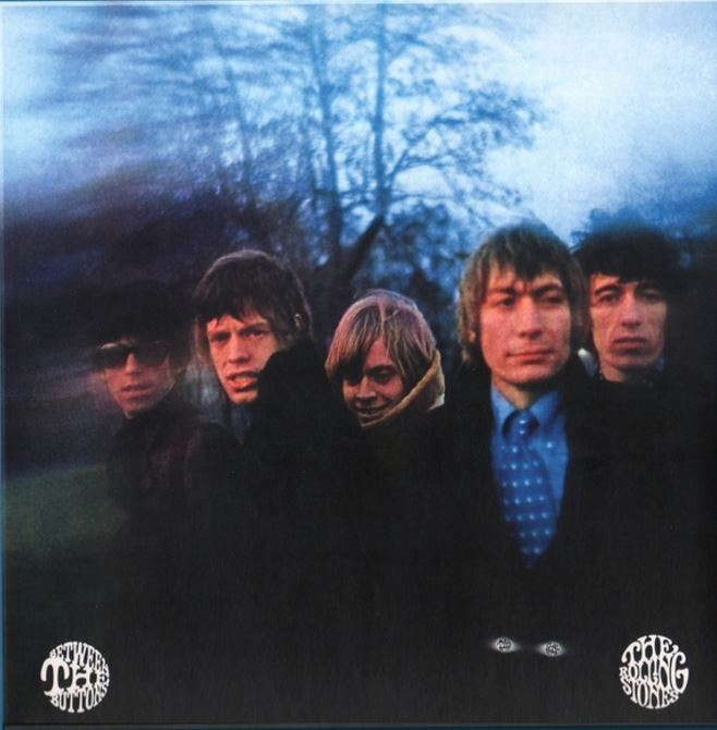 vinyl LP THE ROLLING STONES Between the Buttons