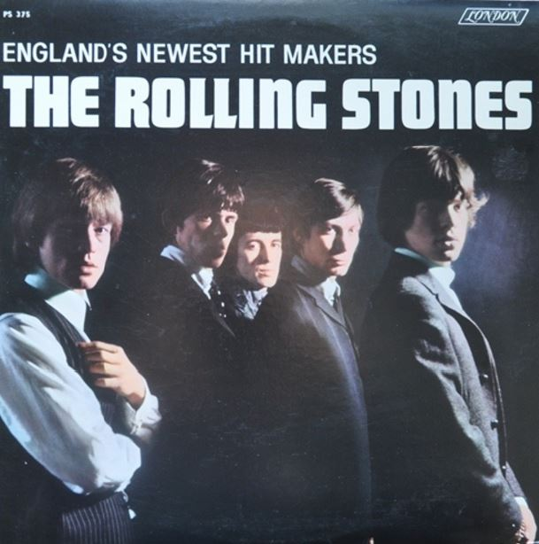vinyl LP THE ROLLING STONES England's Newest Hitmaker