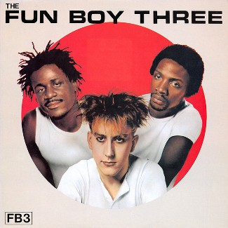 vinyl LP FUN BOY THREE The Fun Boy Three