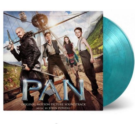 vinyl 2LP PAN (soundtrack)