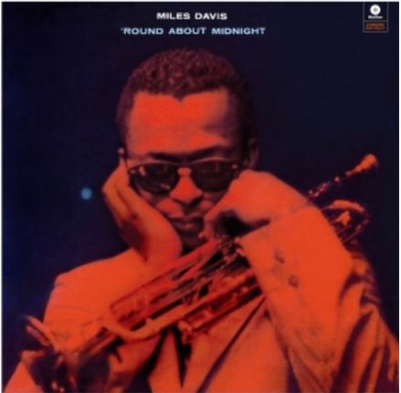 vinyl LP MILES DAVIS Round About Midnight