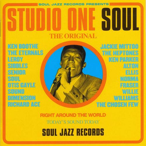 vinyl 2LP VARIOUS ARTISTS - STUDIO ONE SOUL
