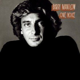 vinyl LP BARRY MANILOW One Voice