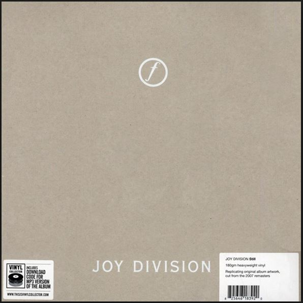 vinyl 2LP JOY DIVISION Still (2015)