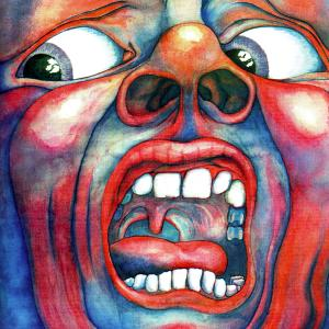 vinyl LP KING CRIMSON In The Court Of Crimson King