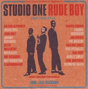 vinyl 2LP STUDIO ONE Rude Boy