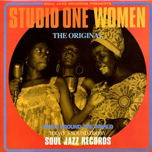 vinyl 2LP STUDIO ONE Women