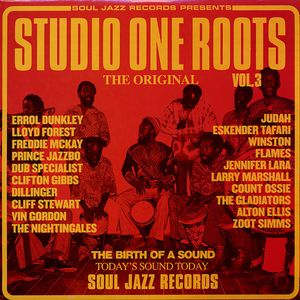 vinyl 2LP STUDIO ONE Roots vol.3