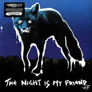 vinyl LP THE PRODIGY The Night Is My Friend
