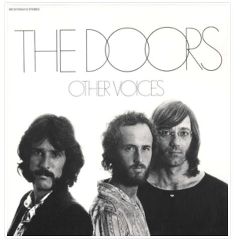 vinyl LP THE DOORS Other Voices