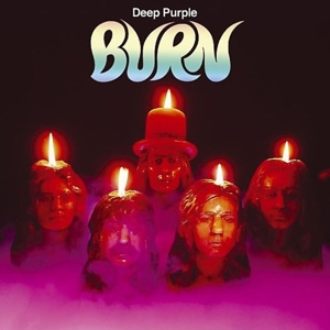 vinyl LP DEEP PURPLE Burn