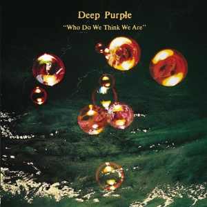 vinyl LP DEEP PURPLE Who Do We Think We Are